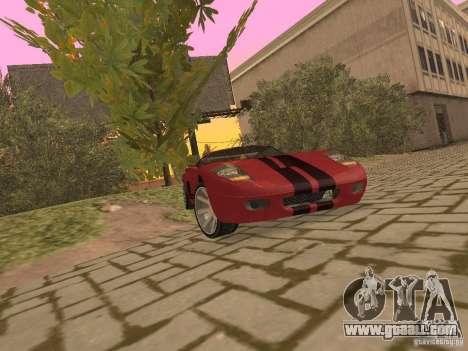 Bullet HQ for GTA San Andreas inner view