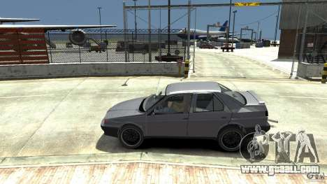 Alfa Romeo 155 for GTA 4 left view
