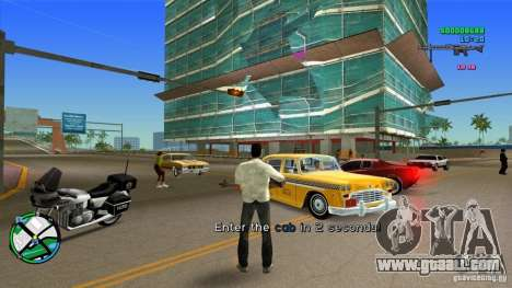 Gta IV Style 3D Marker for GTA Vice City second screenshot