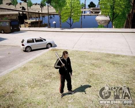 Old Niko for GTA 4 fifth screenshot