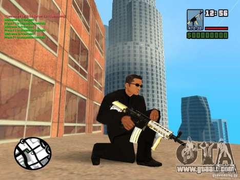 Gun Pack by MrWexler666 for GTA San Andreas third screenshot
