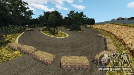 Bihoku Drift Track v1.0 for GTA 4 eighth screenshot