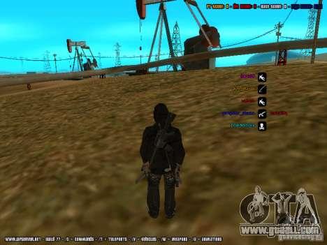 Drug Dealer for GTA San Andreas forth screenshot