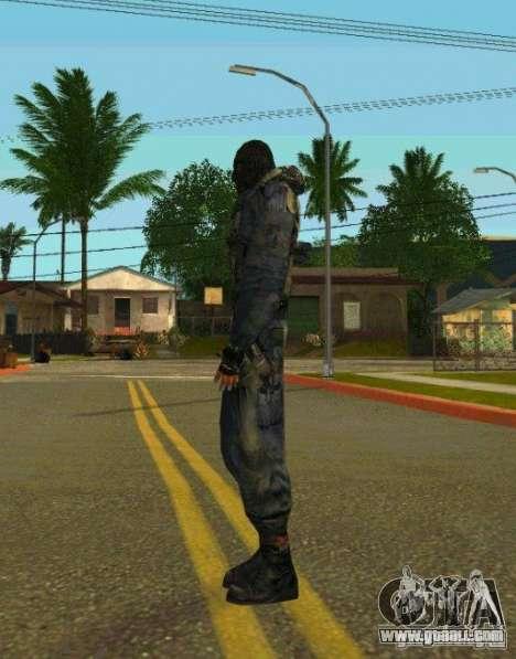 Skins Of S.T.A.L.K.E.R. for GTA San Andreas twelth screenshot