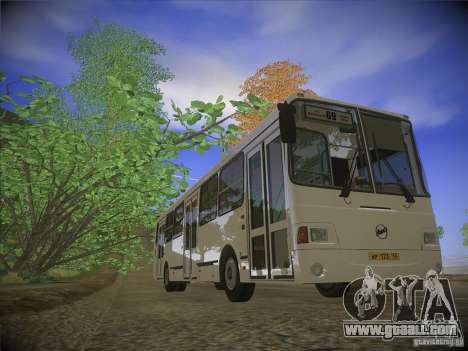 LIAZ-5256.26 v. 2.1 for GTA San Andreas