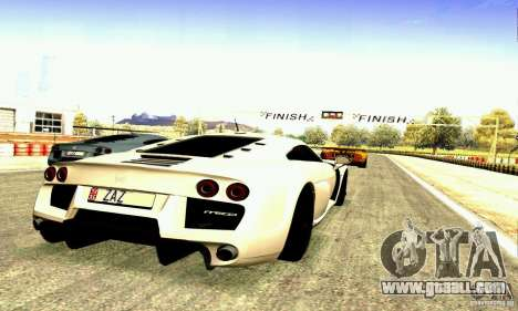 Noble M600 2010 V1.0 for GTA San Andreas engine