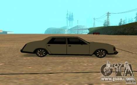 FBI Washington for GTA San Andreas inner view