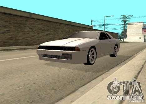 Elegy MIX v2 for GTA San Andreas