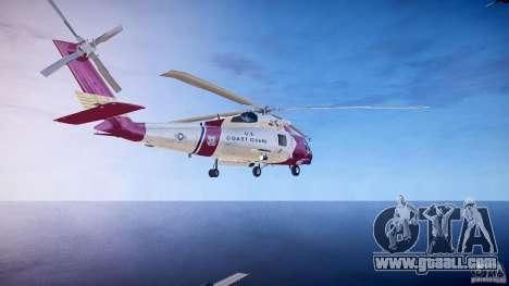 HH-60J Jayhawk for GTA 4 back left view