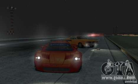 Maserati MC12 R for GTA 4