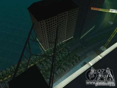 New CITY v1 for GTA San Andreas seventh screenshot