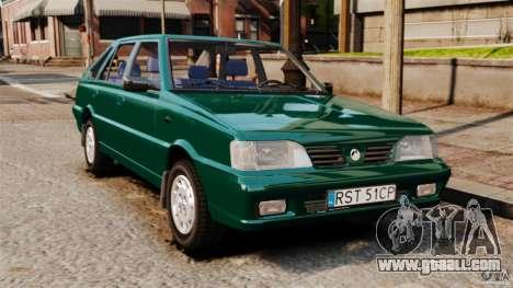 Daewoo-FSO Polonez Caro Plus 1.6 GSI 1998 Final for GTA 4