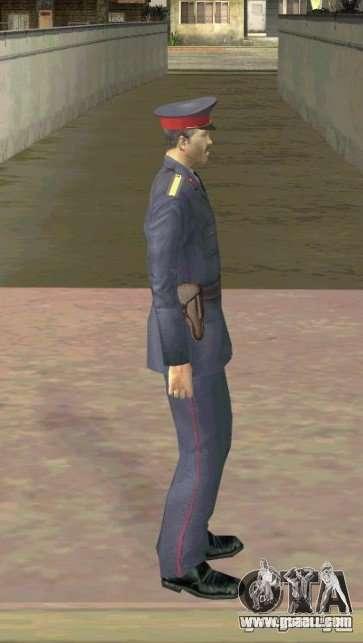 District for GTA San Andreas forth screenshot