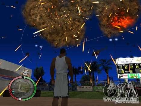 RAIN OF BOXES for GTA San Andreas fifth screenshot