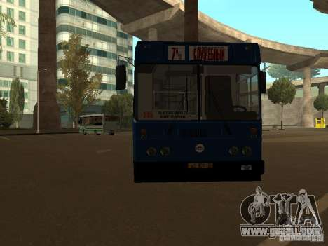 YAZ 5267 for GTA San Andreas
