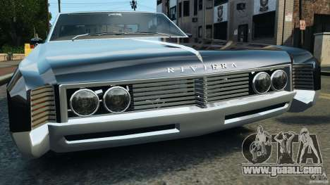 Buick Riviera 1966 v1.0 for GTA 4 engine