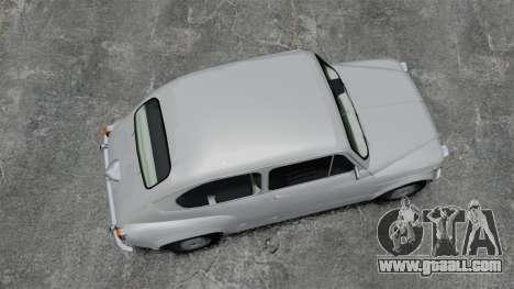 Zastava 750 for GTA 4 right view