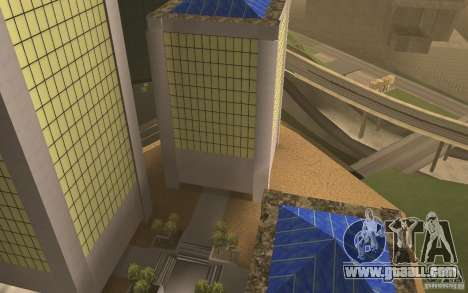 Skyscrapers in San Fierro for GTA San Andreas sixth screenshot