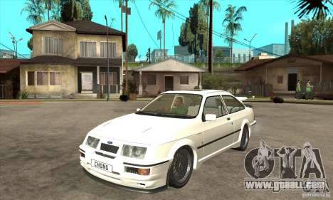 Ford Sierra RS500 Cosworth 1987 for GTA San Andreas