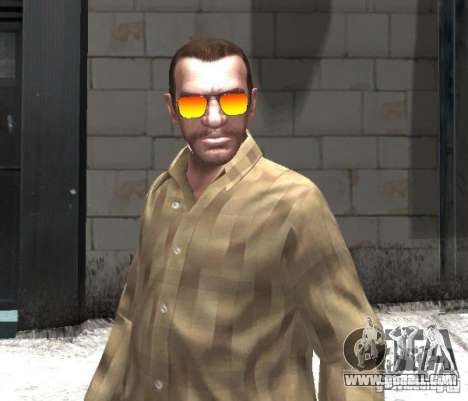 Sunnyboy Sunglasses for GTA 4