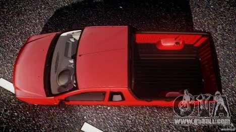 Dacia Logan Pick-up ELIA tuned for GTA 4 right view