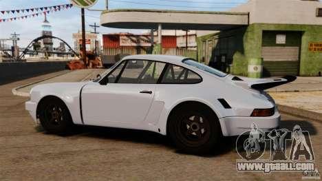 Porsche 911 Carrera RSR 3.0 Coupe 1974 for GTA 4 left view