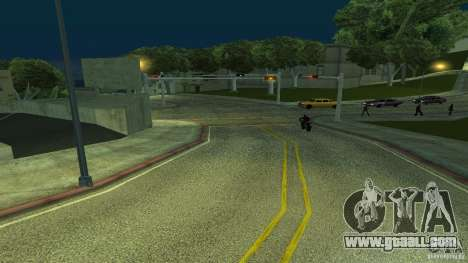 New HQ Roads for GTA San Andreas eleventh screenshot