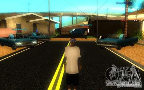 New textures of El Corona for GTA San Andreas fifth screenshot