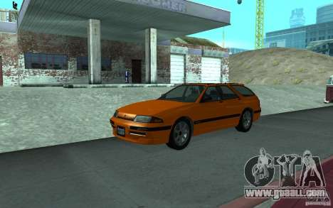 Stratum of GTA IV for GTA San Andreas inner view