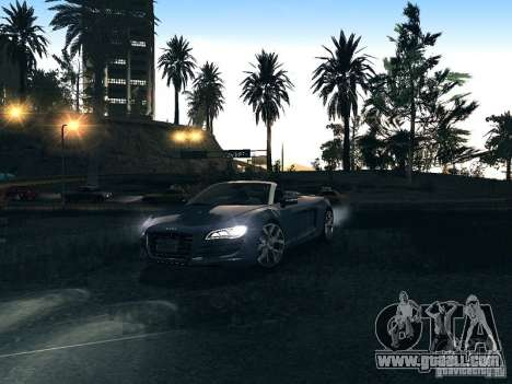 ENB Series By Raff-4 for GTA San Andreas