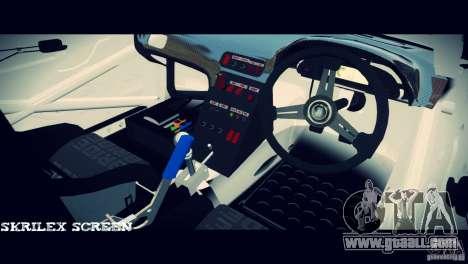 Nissan 380sx BenSpora for GTA 4 back view