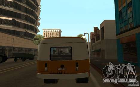 Kavz 3976 KAVZOZIL for GTA San Andreas right view