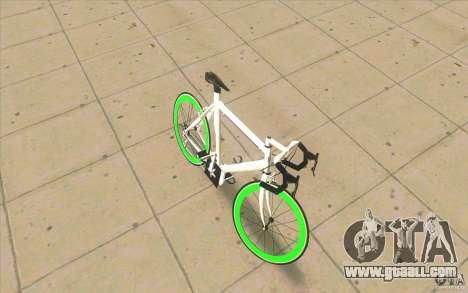 Fixie Bike for GTA San Andreas
