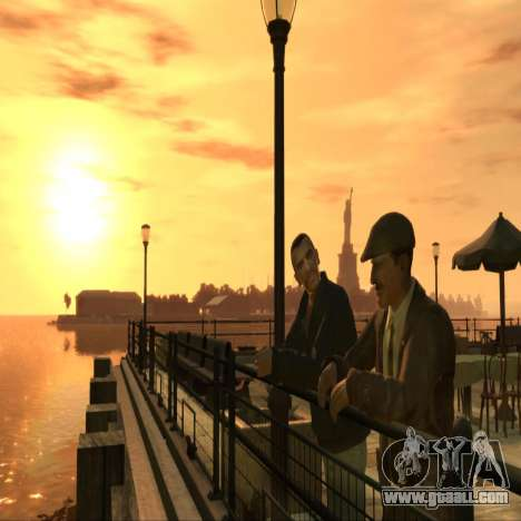 New loading screens for GTA 4 ninth screenshot