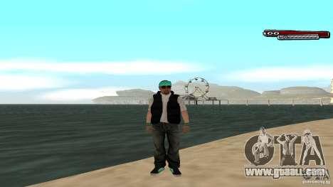 Skin Pack The Rifa Gang HD for GTA San Andreas tenth screenshot
