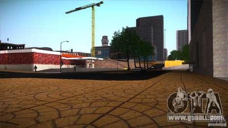 San Fierro Upgrade for GTA San Andreas fifth screenshot