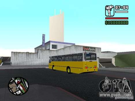 Ciferal GLS Volvo B10M for GTA San Andreas left view