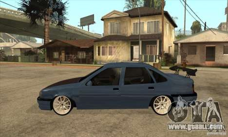 Opel Vectra A GSiTuning for GTA San Andreas left view