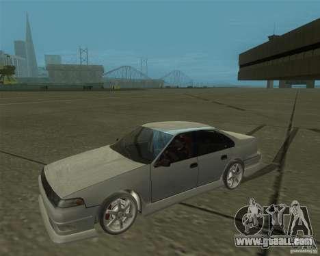 Nissan Cefiro A31 (D1GP) for GTA San Andreas