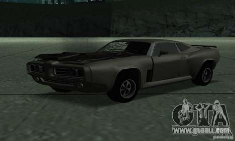 Hunter Cavalry of Burnout Paradise for GTA San Andreas