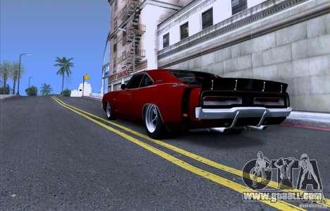 ENBSeries by HunterBoobs v3.0 for GTA San Andreas ninth screenshot