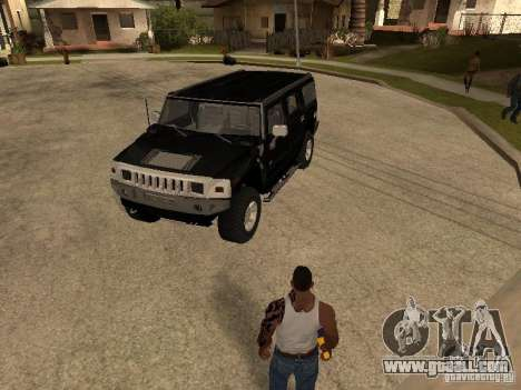 Alarm system for cars for GTA San Andreas third screenshot