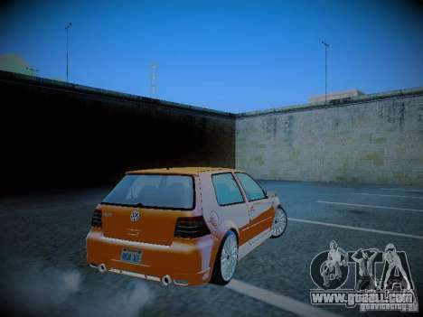Volkswagen Golf Mk4 R32 for GTA San Andreas
