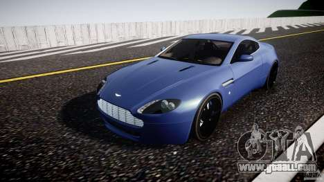Aston Martin V8 Vantage V1.0 for GTA 4