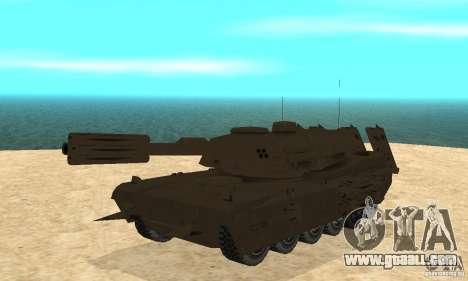 Rhino Tank Megatron for GTA San Andreas