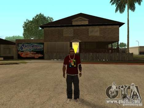 Mike Windows for GTA San Andreas