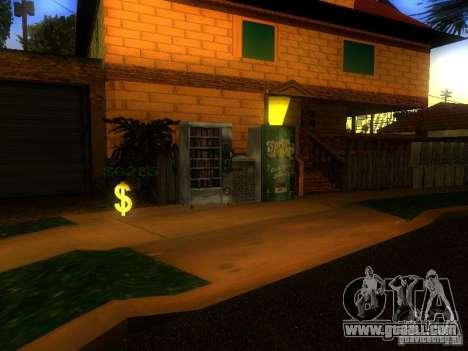 Base of Grove Street for GTA San Andreas twelth screenshot