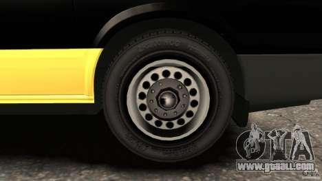 Ford Transit Joen Loka [ELS] for GTA 4 upper view