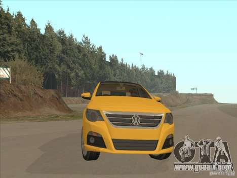 Volkswagen Passat CC for GTA San Andreas back view