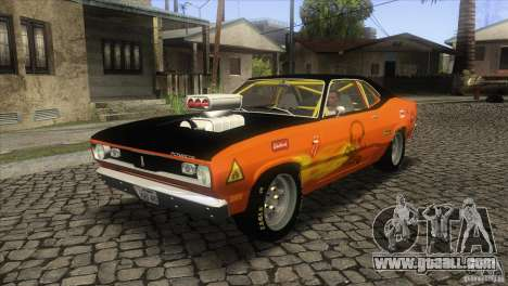 Plymouth Duster 440 for GTA San Andreas